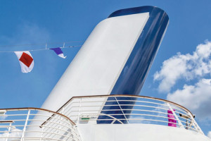 Ausguck auf Mein Schiff 3. Foto: TUI Cruises