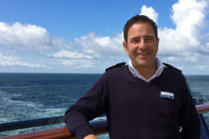 Mein Schiff 5 General Manager Thomas Eder