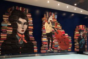 Mein Schiff 5 Bücher-Kunstwerke