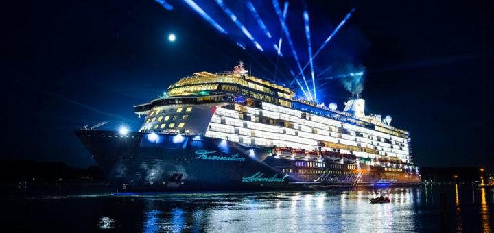 Kreuzfahrt mit der Mein Schiff 6