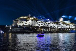 Mein Schiff 6 Taufe in Hamburg. Foto: TUI Cruises