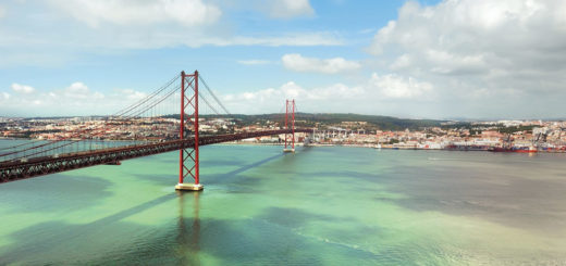 Mein Schiff in Lissabon. Foto: TUI Cruises