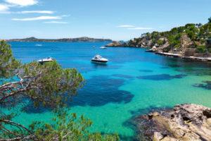 Mein Schiff auf Mallorca. Foto: TUI Cruises