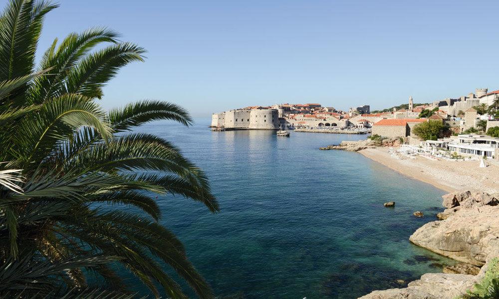 Mein Schiff in Dubrovnik, Kroatien. Foto: TUI Cruises