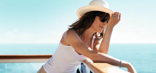 Meerblick auf Mein Schiff. Foto: TUI Cruises