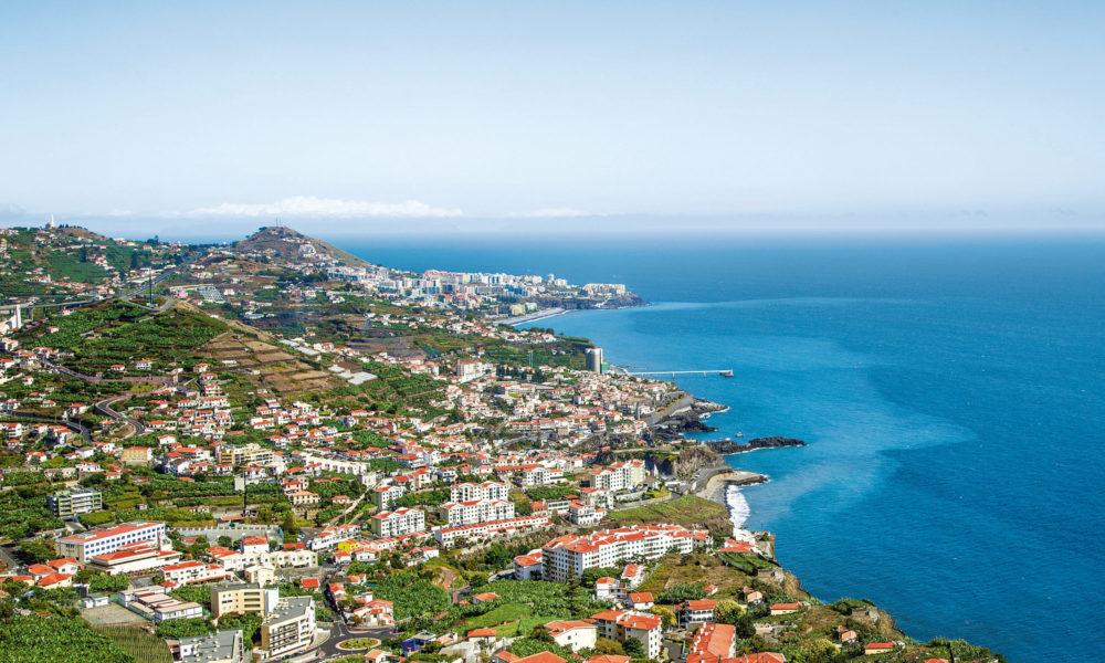 Mein Schiff in Funchal. Foto: TUI Cruises