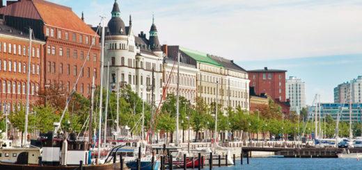 Mein Schiff in Helsinki, Finnland. Foto: TUI Cruises