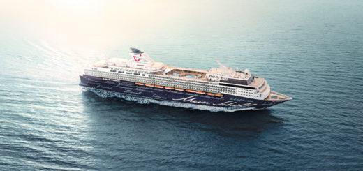 Mein Schiff Herz. Foto: TUI Cruises
