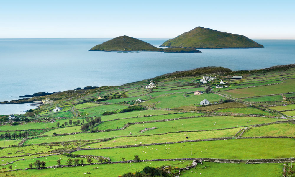 Mein Schiff in Irland. Foto: TUI Cruises