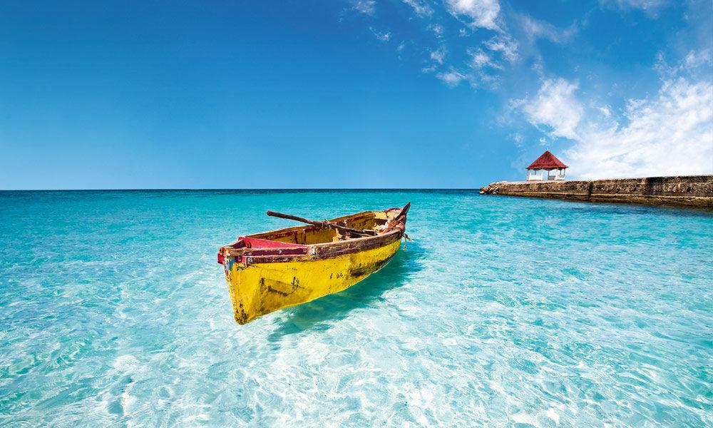 Mein Schiff in Jamaika, Karibik. Foto: TUI Cruises