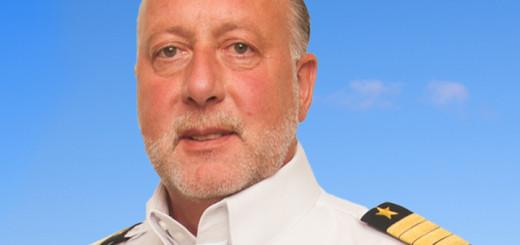 Mein Schiff-Kapitän Andreas Greulich. Foto: TUI Cruises