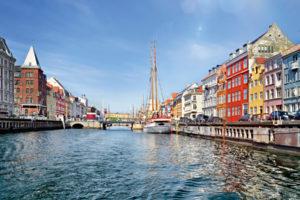 Mein Schiff in Kopenhagen, Dänemark. Foto: TUI Cruises