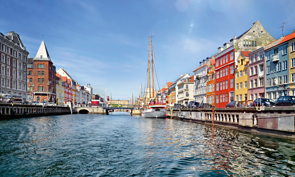 Mein Schiff Kopenhagen Dänemark. Foto: TUI Cruises