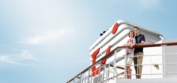 Auf Kreuzfahrt mit TUI Mein Schiff. Foto: TUI Cruises