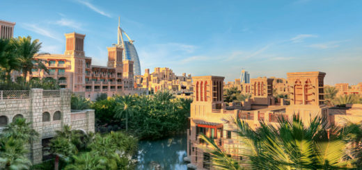 Mein Schiff in Dubai, Orient. Foto: TUI Cruises