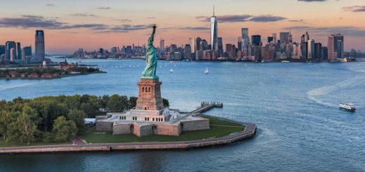 Mein Schiff in New York. Foto: TUI Cruises