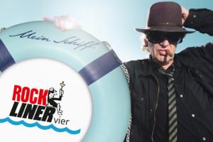 Rockliner 4 mit Udo Lindenberg auf der Mein Schiff 3. Foto: TUI Cruises
