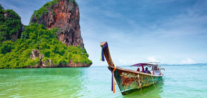 Mein Schiff in Thailand. Foto: TUI Cruises