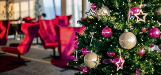 Weihnachten an Bord der Mein Schiff Flotte. Foto: TUI Cruises