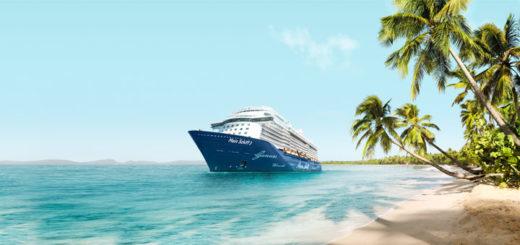 Mein Schiff in der Karibik. Foto: TUI Cruises