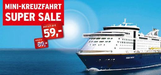 Minikreuzfahrt: Kiel-Oslo-Kiel mit Color Line im Super Sale ab 59 Euro