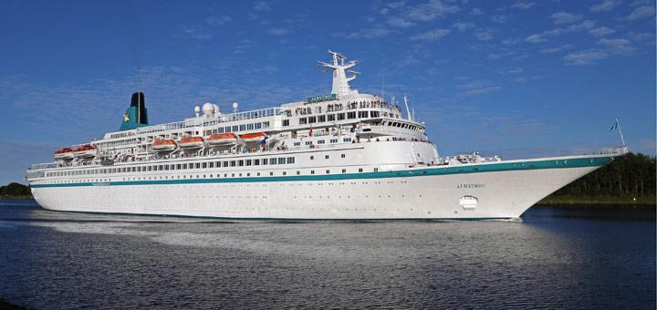 MS Albatros. Foto: Phoenix Reisen