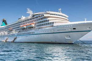 MS Artania. Foto: Phoenix Reisen