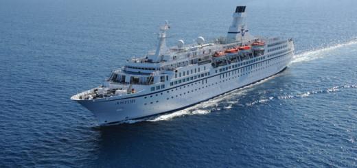 MS Astor. Foto: TransOcean Kreuzfahrten