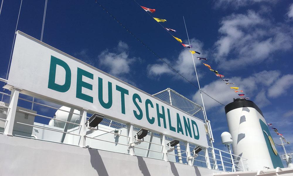 News Zu Ms Deutschland