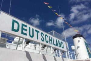 MS Deutschland. Foto: Martin Schuster / Kreuzfahrtpiraten
