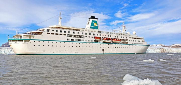 Kreuzfahrt mit der MS DEUTSCHLAND