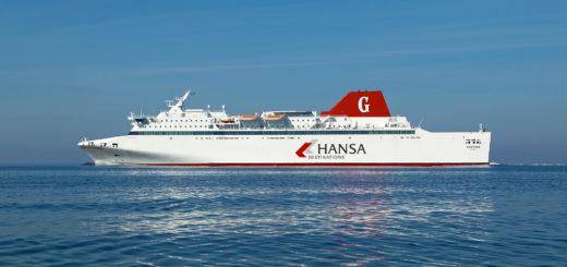 MS Drotten von Hansa Destinations