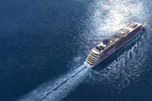 MS EUROPA 2 auf Kreuzfahrt. Foto: Hapag-Lloyd Kreuzfahrten
