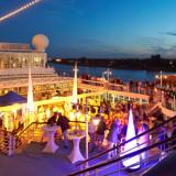 Eventklassiker auf dem Deck der MS EUROPA. Foto: Hapag-Lloyd Kreuzfahrten