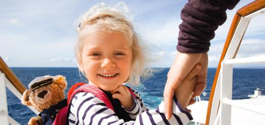 Familienkreuzfahrt mit der MS EUROPA. Foto: Hapag-Lloyd Kreuzfahrten
