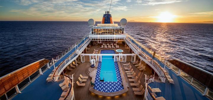 Kreuzfahrt mit Hapag-Lloyd Cruises