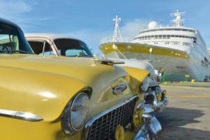 MS Hamburg in Kuba. Foto: Plantours Kreuzfahrten