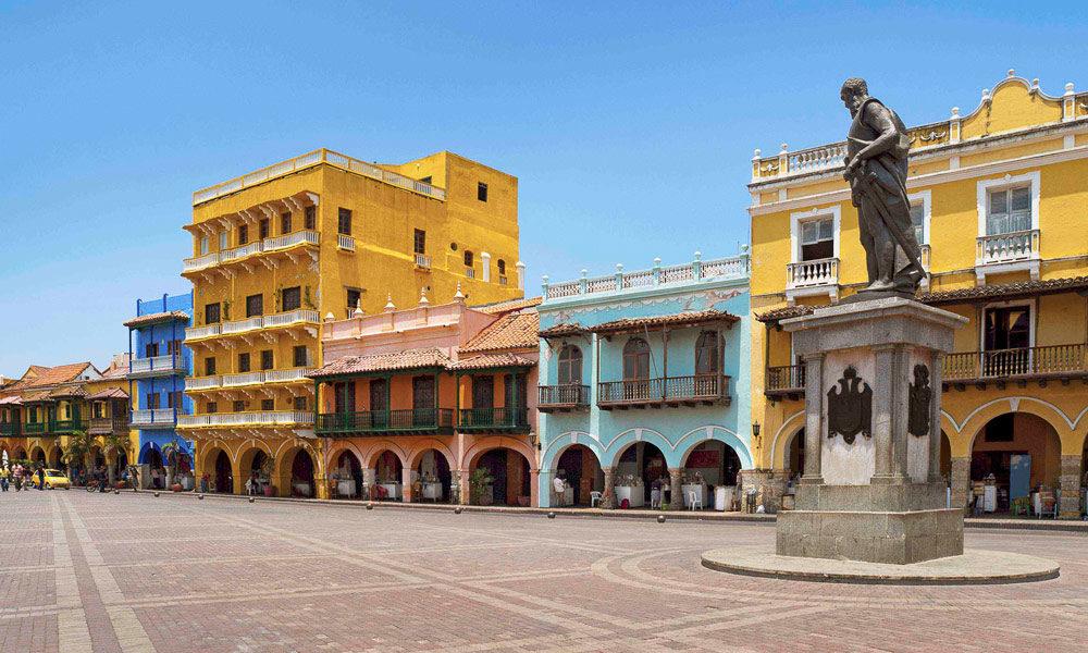 MSC Kreuzfahrten in Cartagena. Foto: MSC Cruises