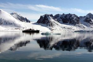 Mit MS Nordstjernen von Hurtigruten auf Expedition. Foto: Jeannine Deckx-Gielen
