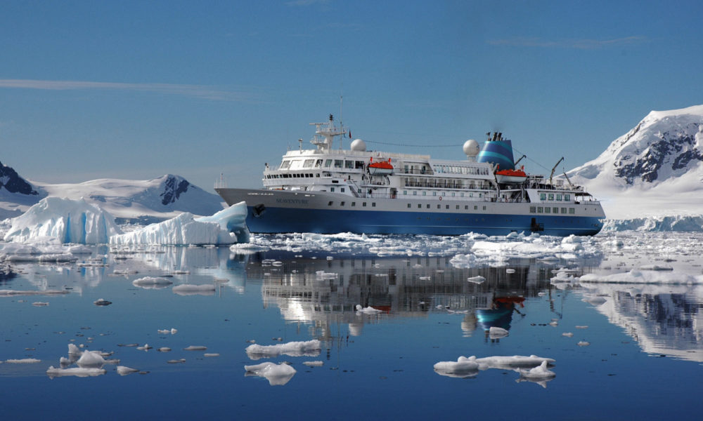MS SEAVENTURE für VIVA Cruises