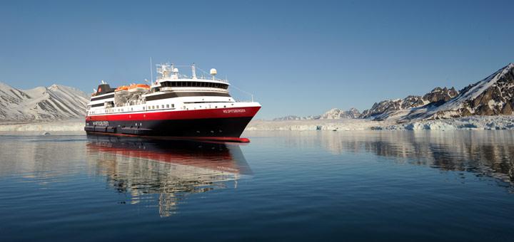 Reise mit der MS Spitsbergen