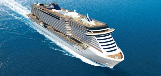 MSC Bellissima. Foto: MSC Cruises