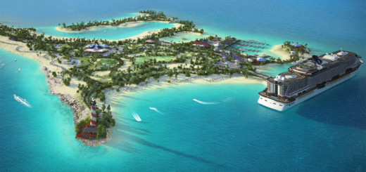 Ocean Cay MSC Marine Reserve auf den Bahamas. Foto: MSC Cruises