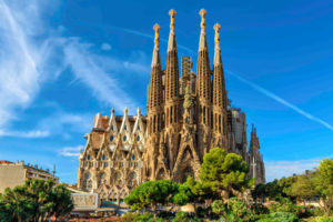 MSC Kreuzfahrten in Barcelona. Foto: MSC Cruises