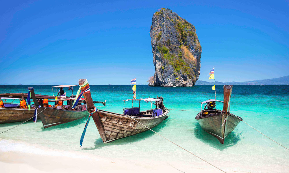 MSC Kreuzfahrten in Phuket, Thailand. Foto: MSC Cruises