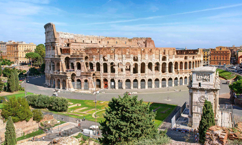 MSC Kreuzfahrten in Rom. Foto: MSC Cruises