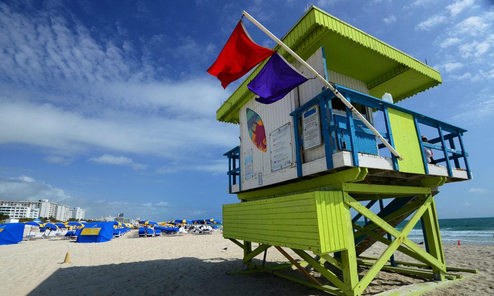 MSC Kreuzfahrten in Miami, Florida. Foto: MSC Cruises