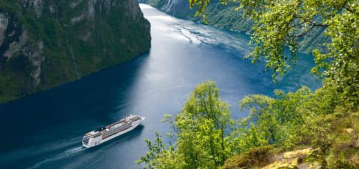 MSC Kreuzfahrten in Norwegen. Foto: MSC Kreuzfahrten