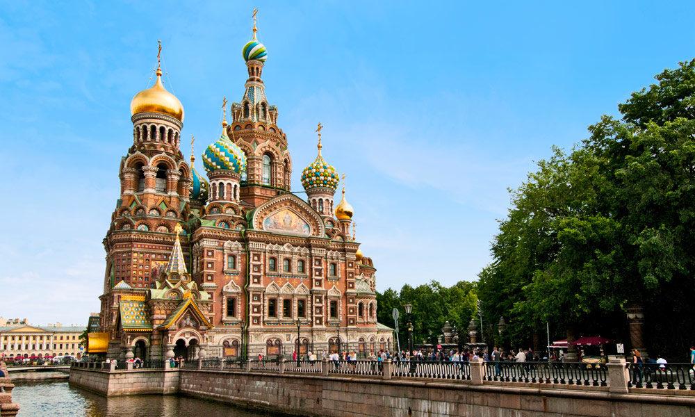MSC Kreuzfahrten in St. Petersburg. Foto: MSC Kreuzfahrten
