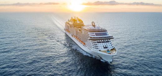 MSC Virtuosa von MSC Cruises